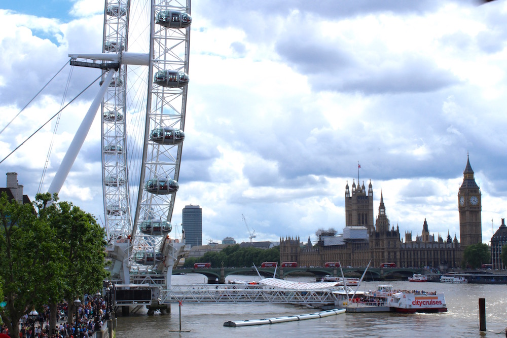 tips for a family visit to London