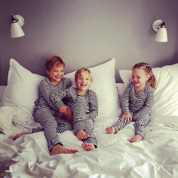 Organic Long Underwear From Goat Milk Babyccino Kids