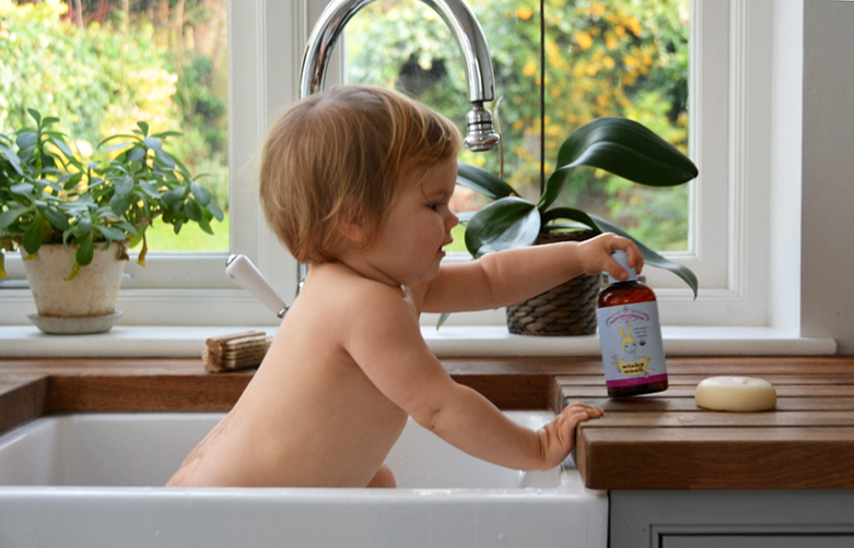 Baby Bear Shop organic bath! Babyccino Kids: Daily tips, Children\'s ...