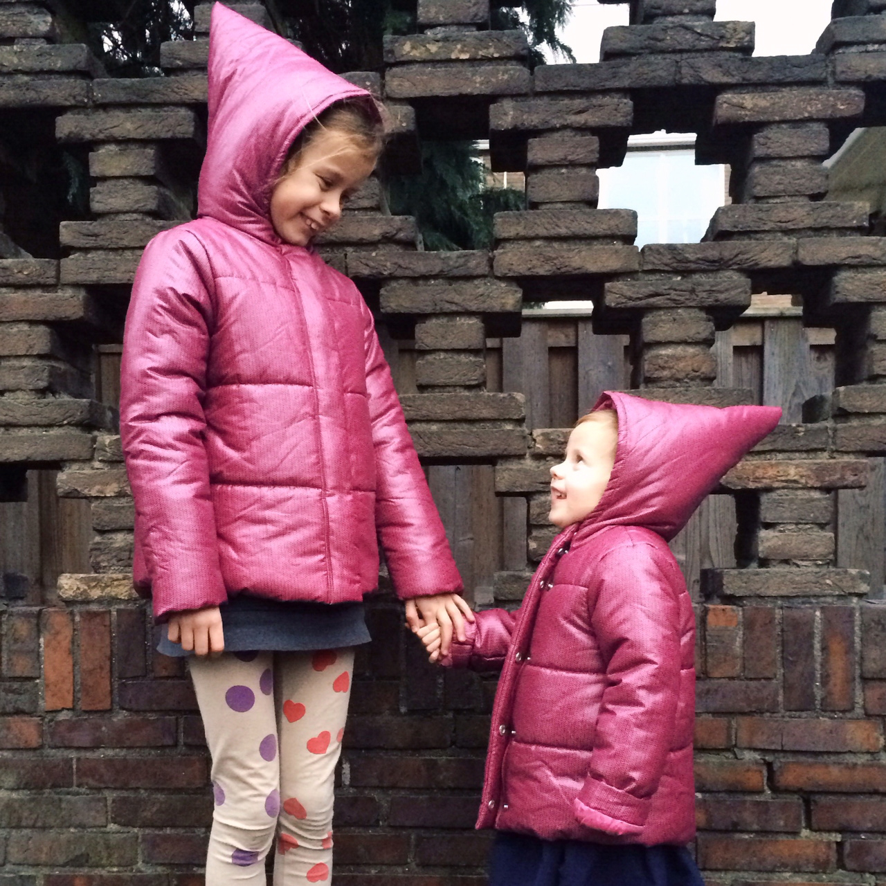 Cutest Pointy Puffy Coats From Ladida Babyccino Kids
