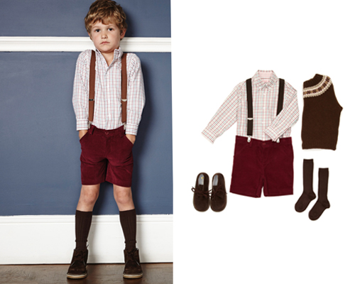 Old School Boys Look And A New Collection From La Coqueta Babyccino Kids Daily Tips Children