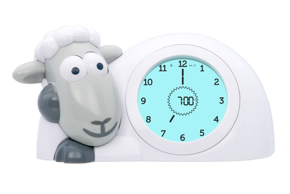 A Sweet Sheep Alarm Clock