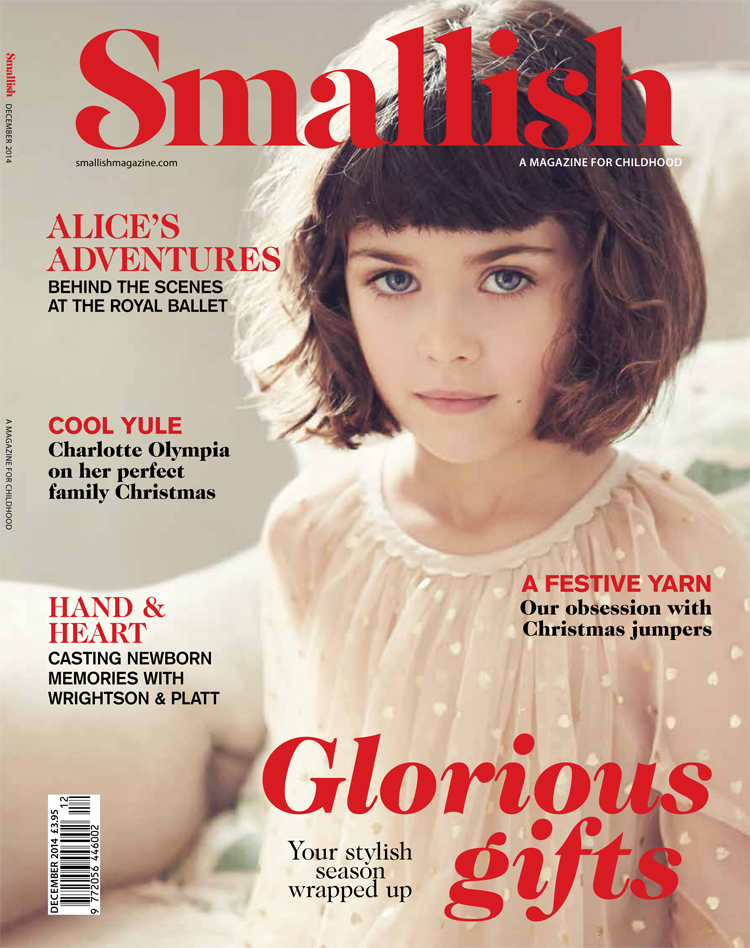 Smallish Mag December cover