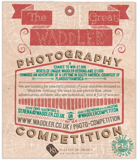 Waddler photo competition