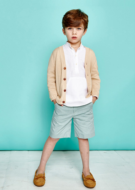 La Coqueta boys clothes