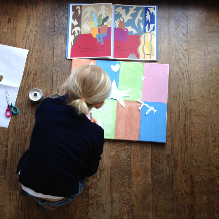 henri matisse art project