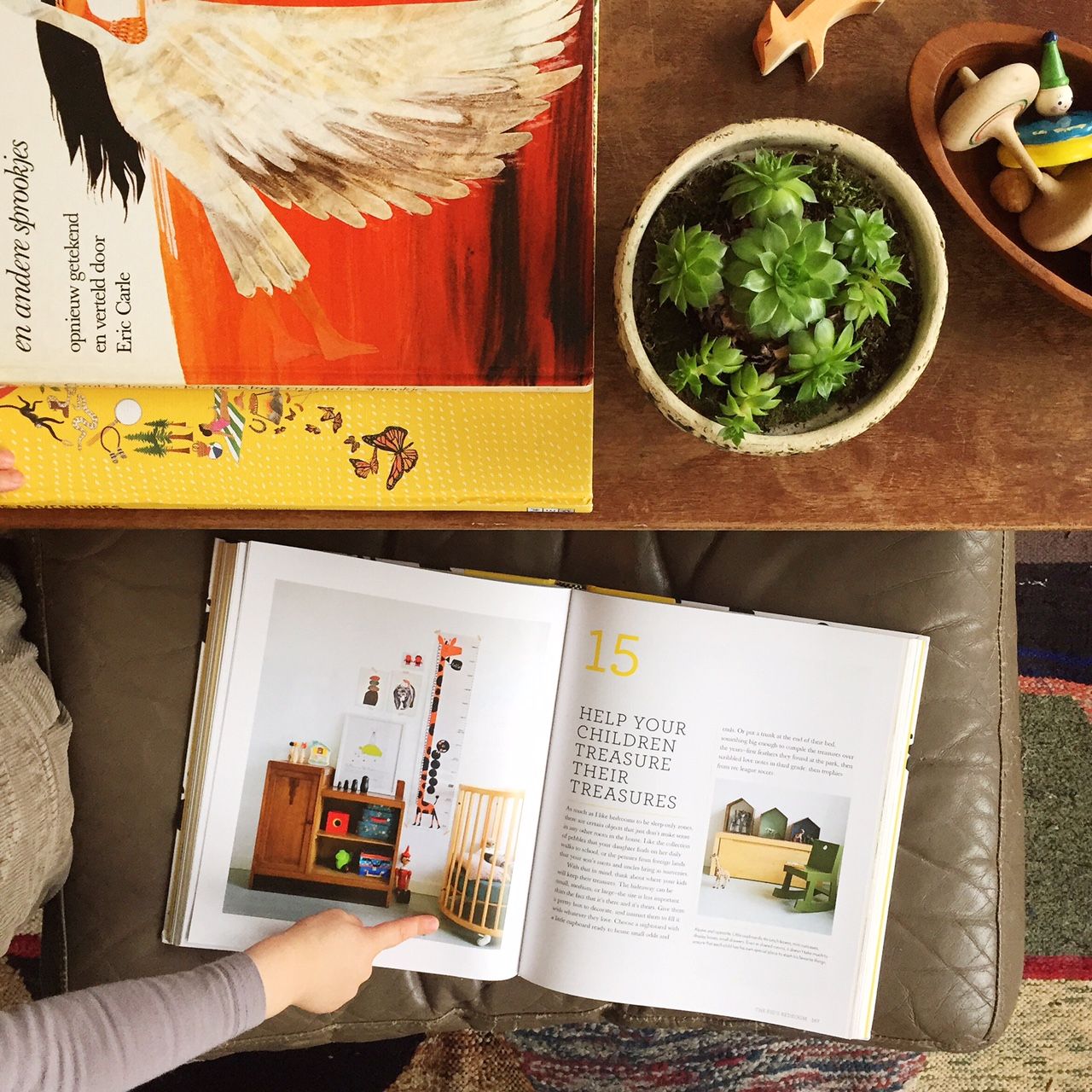 Design Mom book How to live with kids