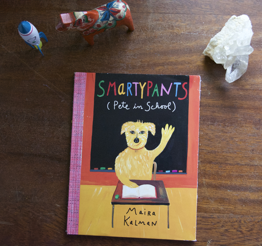 Smartypants book