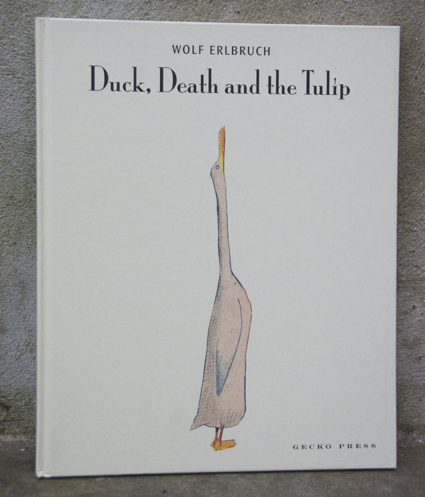 Duck Death and Tulip 1