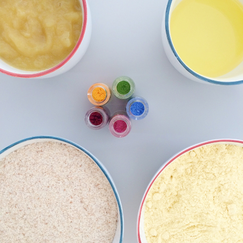 Edible Play Dough Ingredients