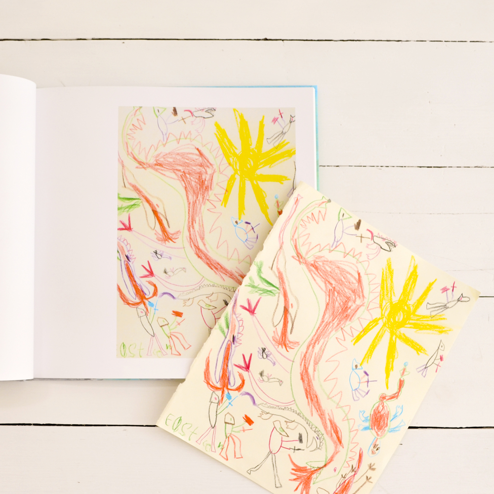 Doodle nest art book eastons art