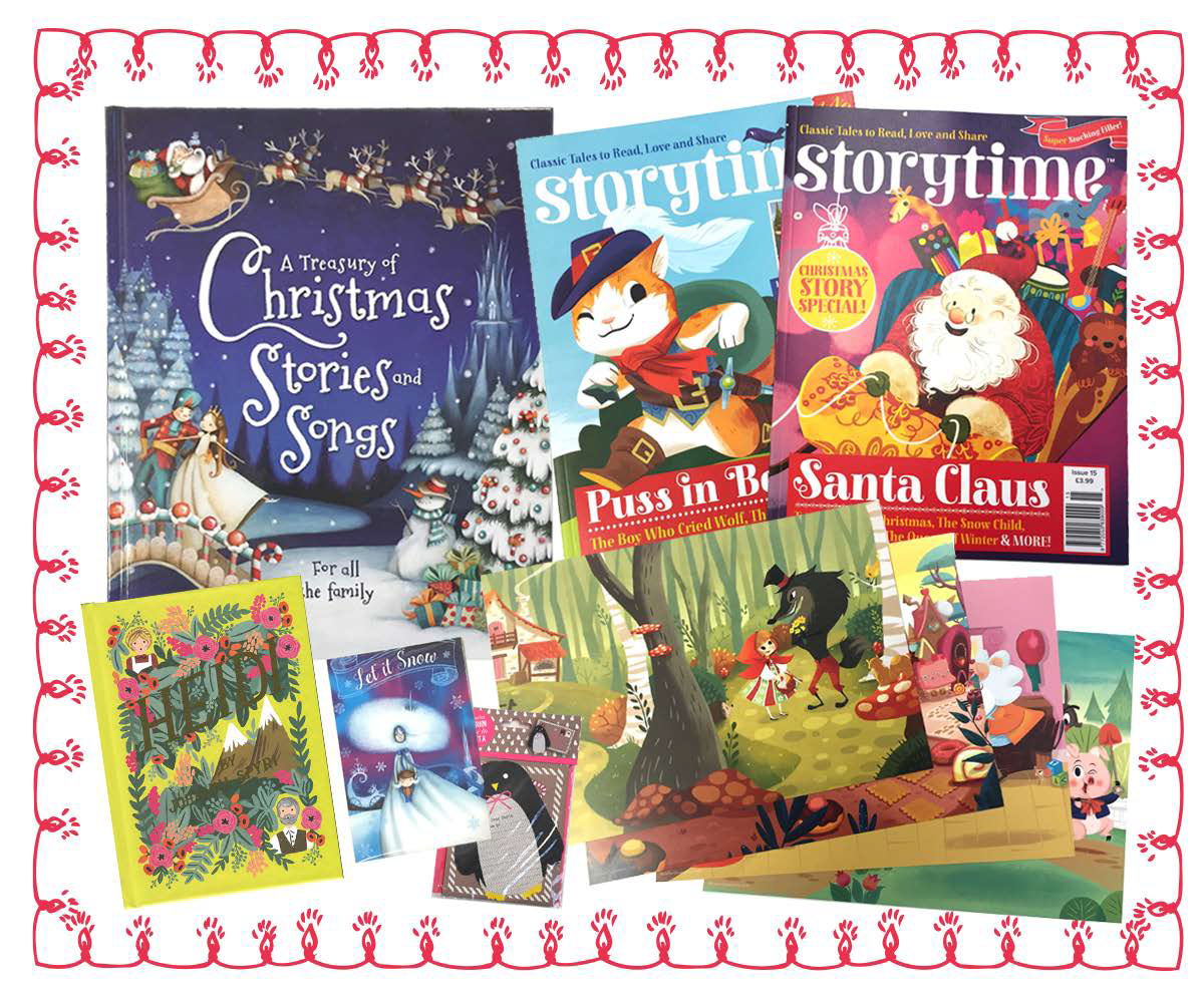 Storytime mag