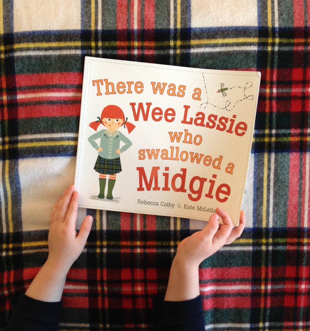 There was a wee lassie
