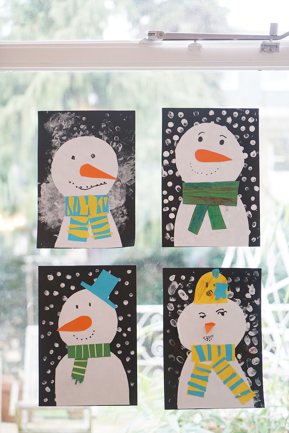 Snowmen craft