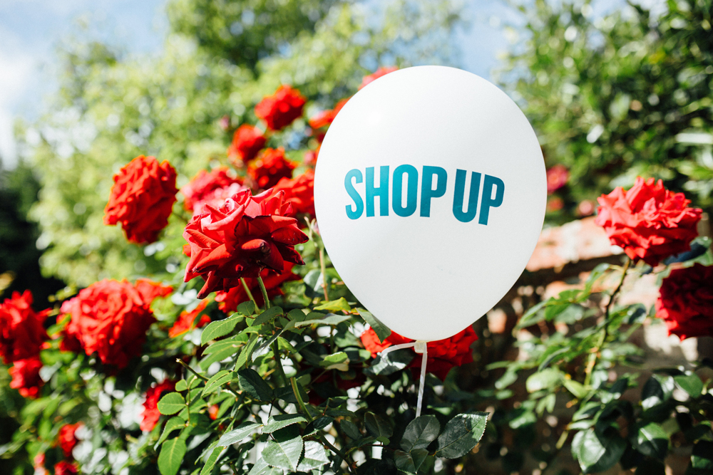 ShopUp balloon