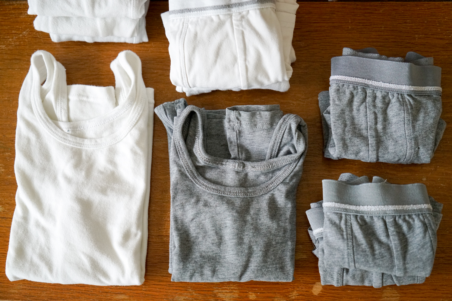 a tip for faster laundry sorting