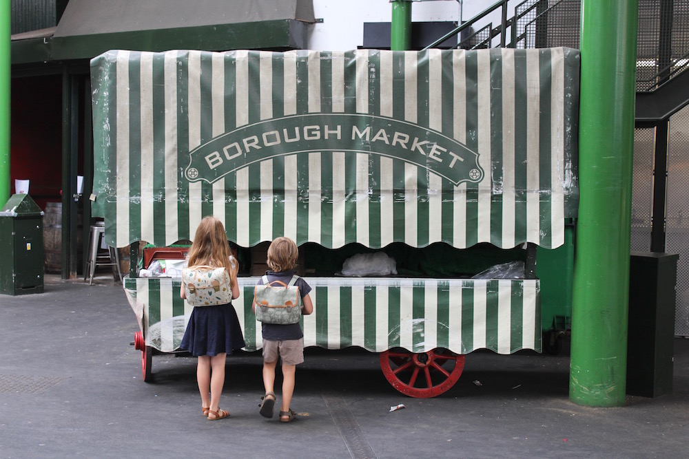 Borough Market cart