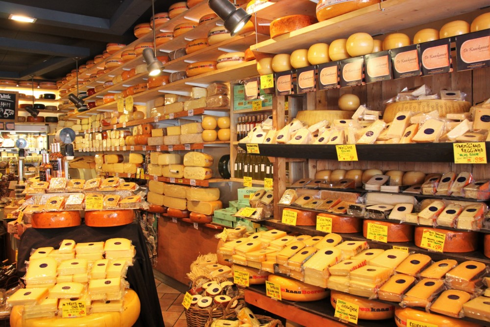 De Kaaskamer Cheese Shop