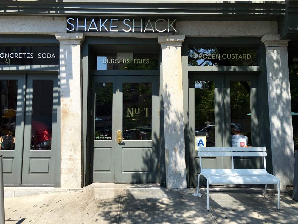 Shake Shack DUMBO 2 - Babyccino NYC Guide