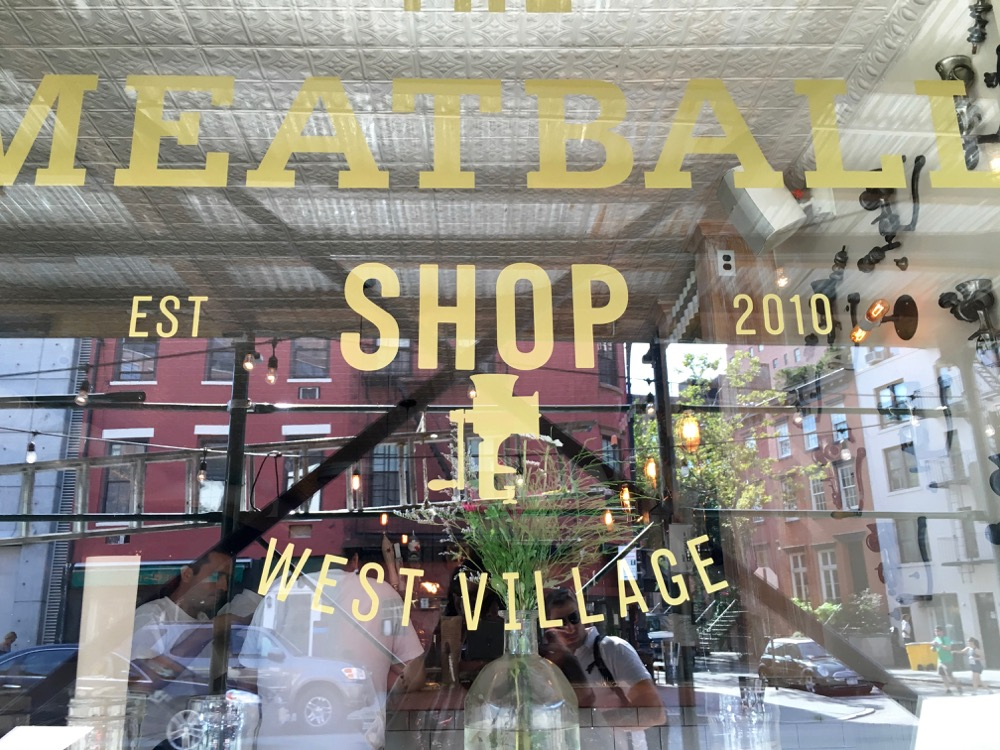Meatball Shop - Babyccino NYC Guide