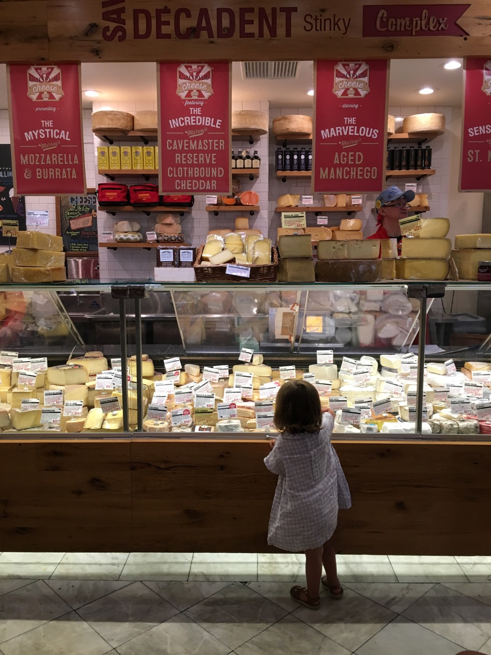 Murray's Cheese Shop 2 - Babyccino NYC Guide