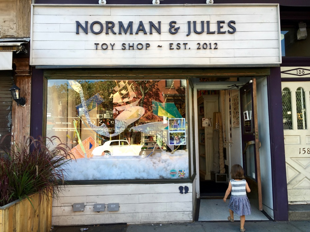 Norman & Jules - Babyccino NYC Guide