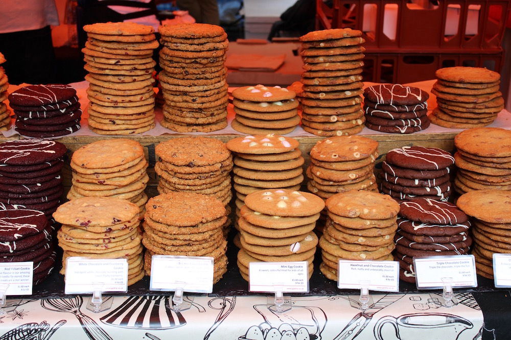Southbank Food Market cookies