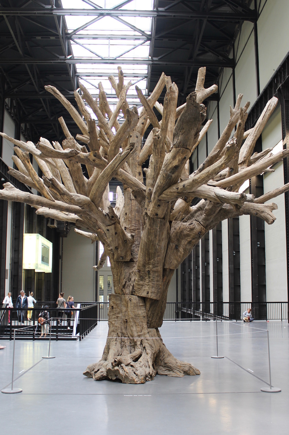 Tate Modern Tree installation