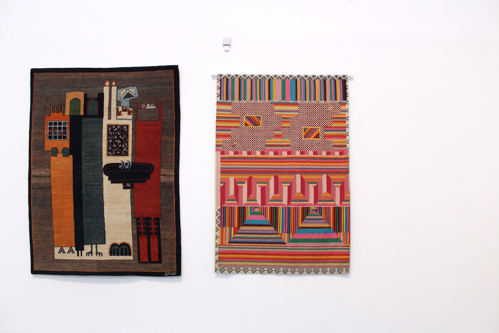 Tate Modern rug artworks