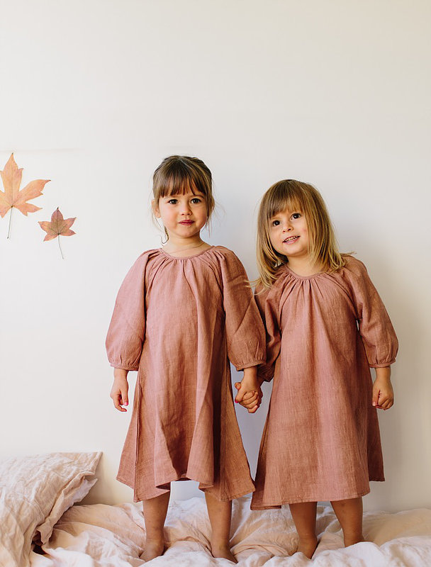 organic pyjamas from Little Winnie