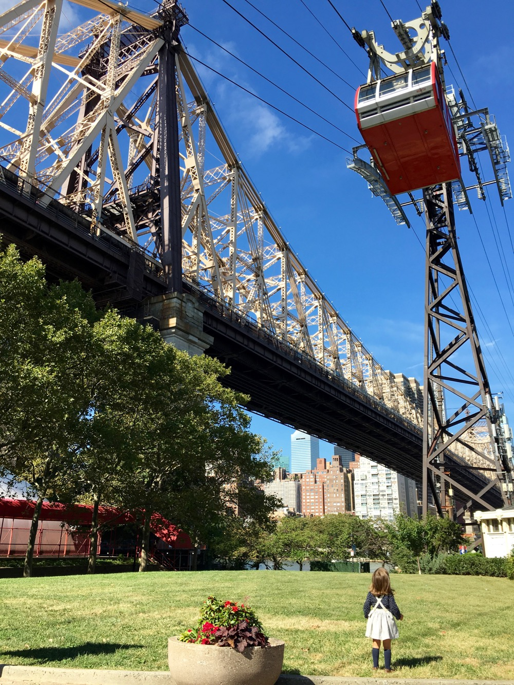 Roosevelt Island Tram 1 - Babyccino NYC Guide