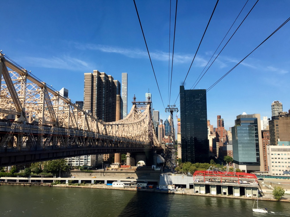 Roosevelt Island Tram 10 - Babyccino NYC Guide