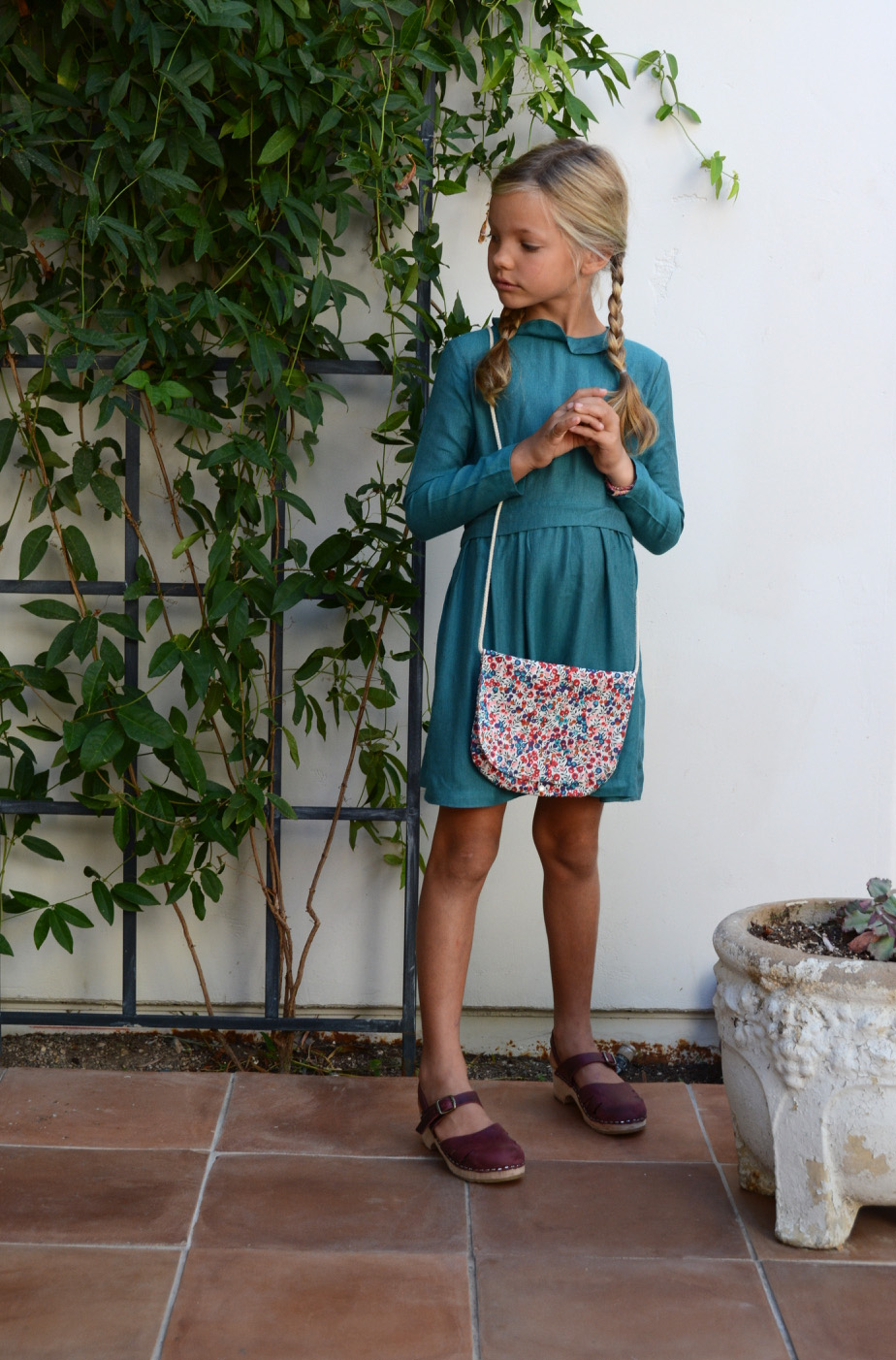 ivy-in-marie-puce-dress