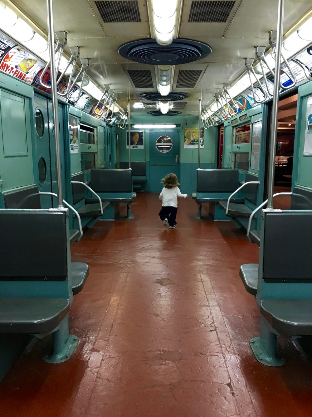 New York Transit Museum 2 - Babyccino NYC Guide