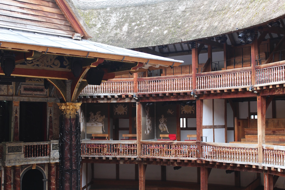 Shakespeare S Globe Theatre Exhibition And Tour