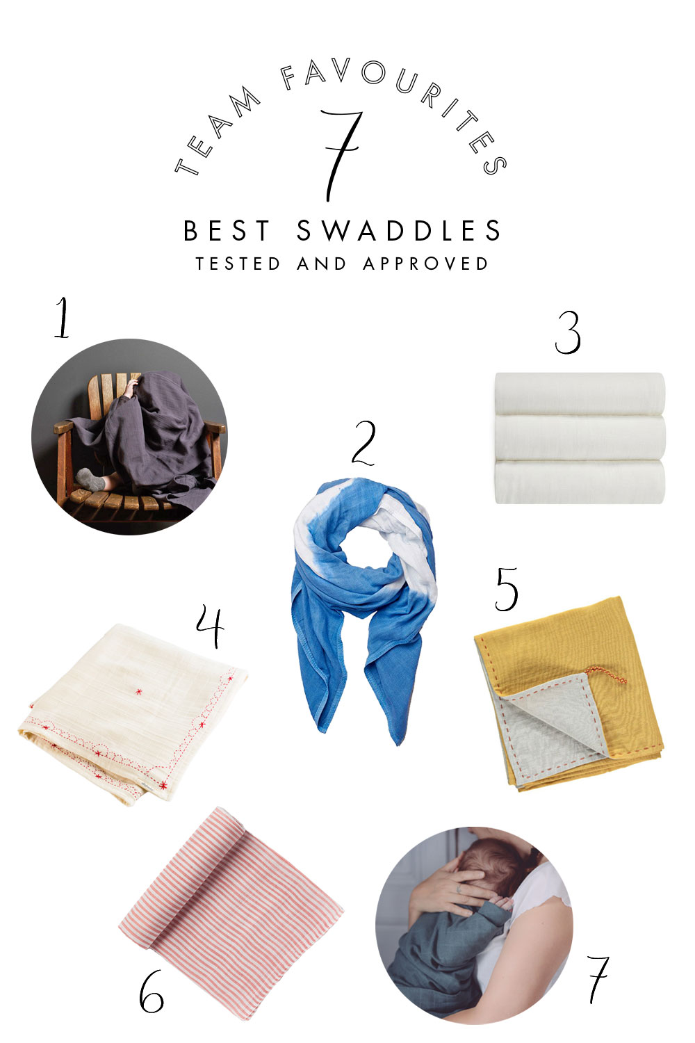 best swaddles for babies