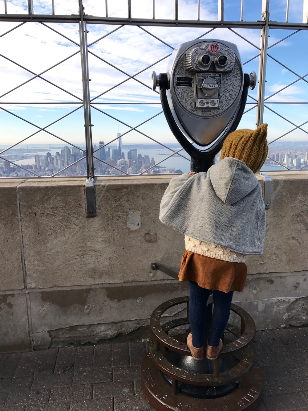 Empire State Building 5 - Babyccino NYC Guide