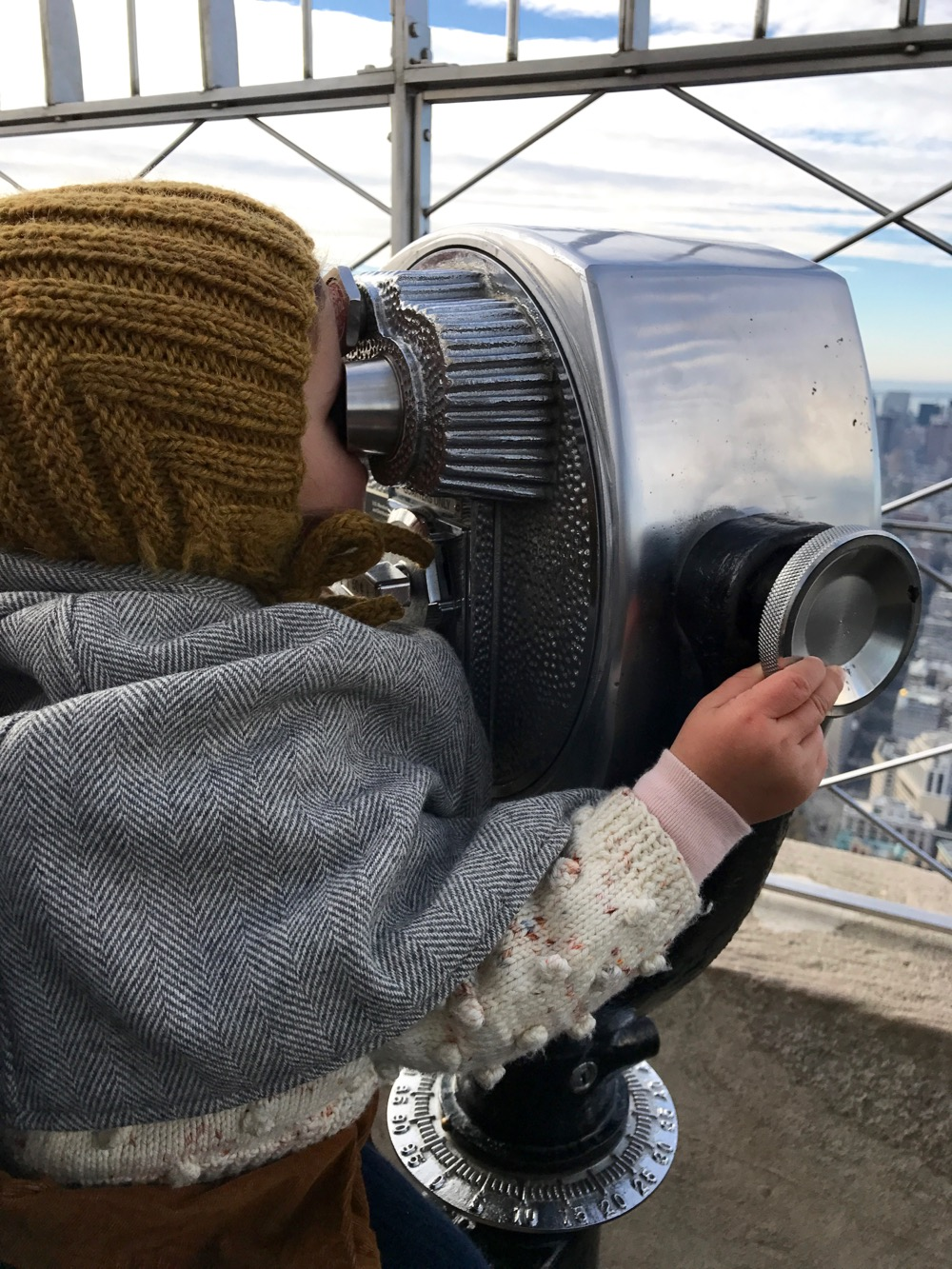 Empire State Building 3 - Babyccino NYC Guide