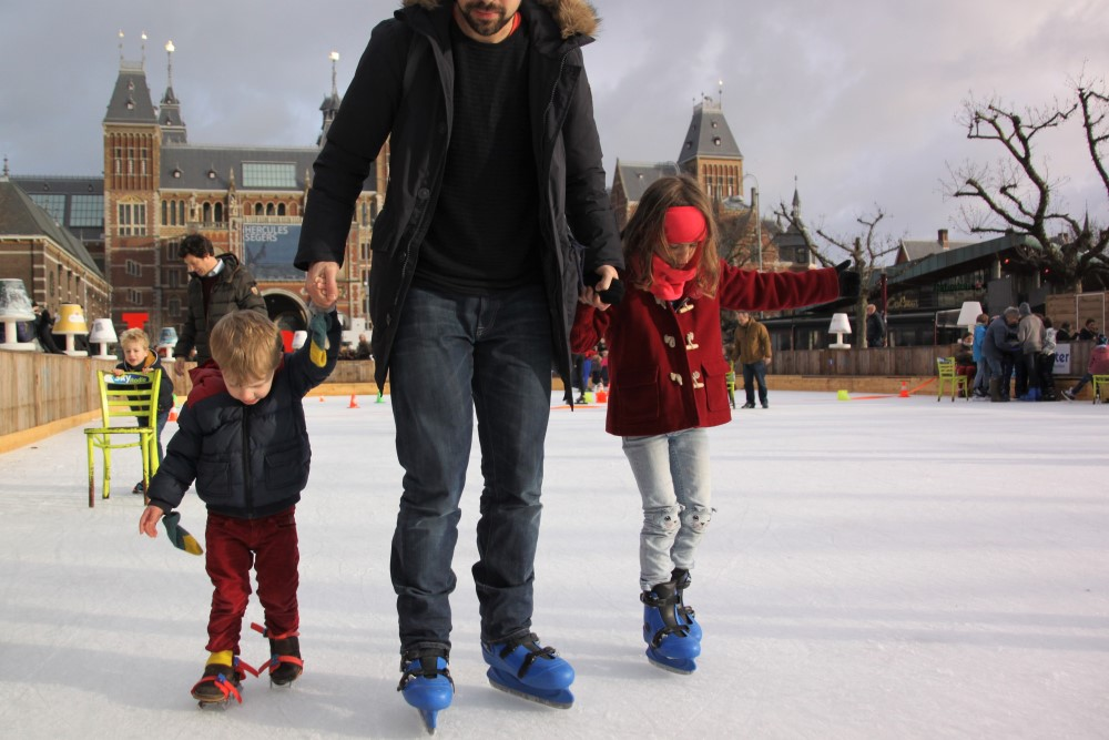 amsterdam-ice-skating