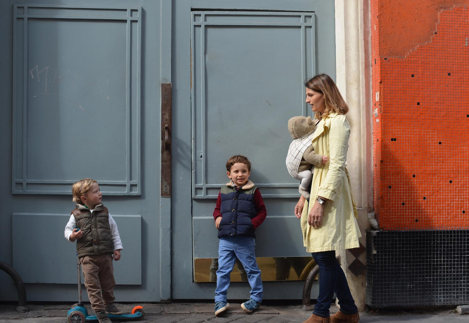 Maï de Colnet with kids shares her local tips in Paris' 17th arrondissement with Babyccino Kids