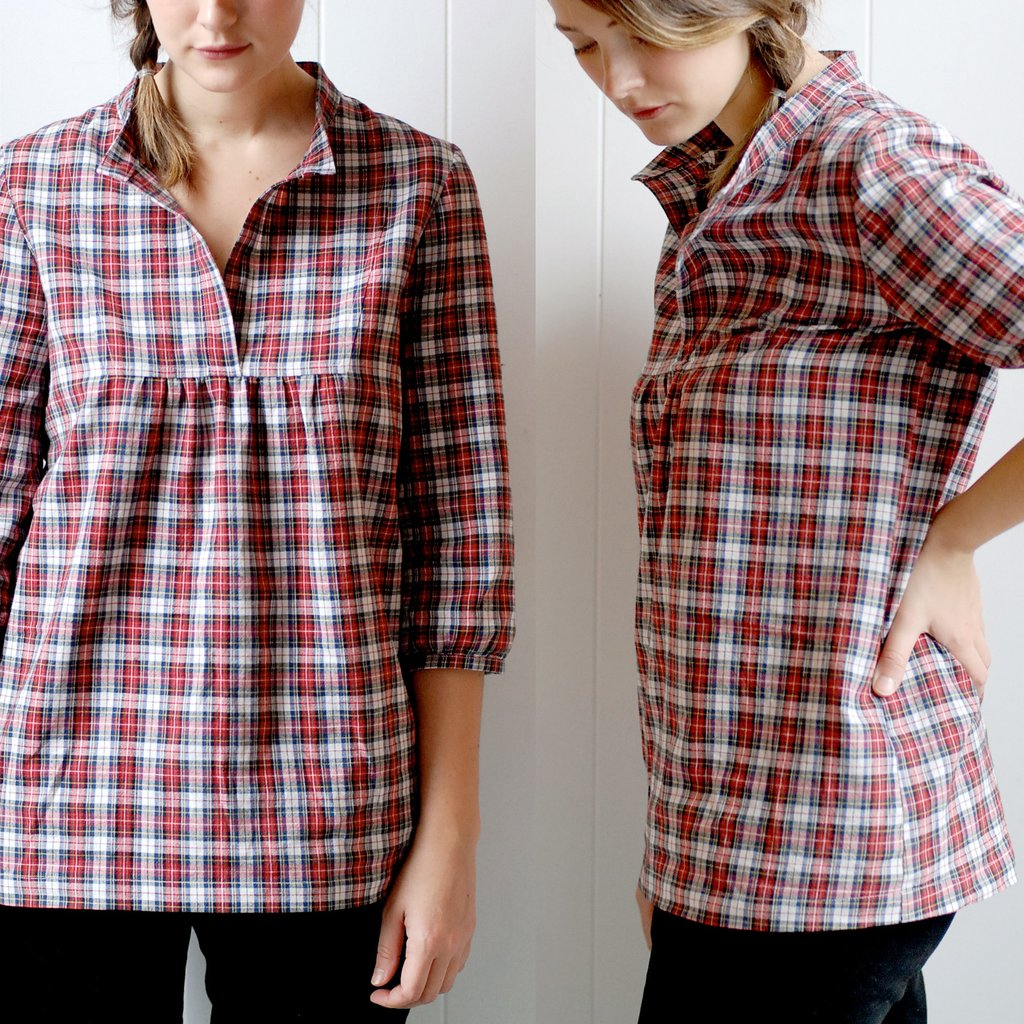 Wiksten Adult Top Pattern