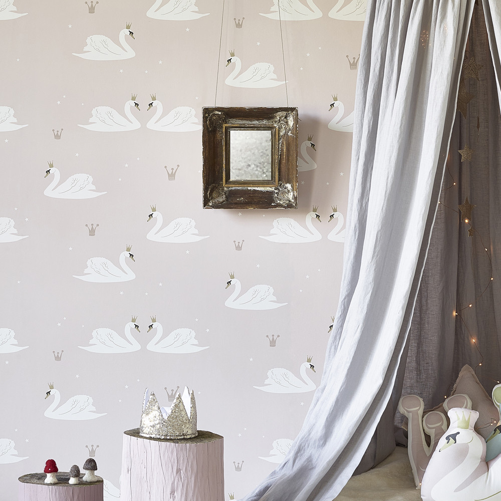 Hibou Home wallpapers and bedroom accessories Babyccino Kids: Daily ...