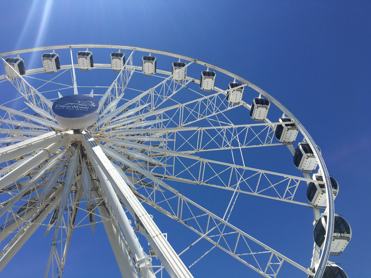 a family friendly visit to Cape Town