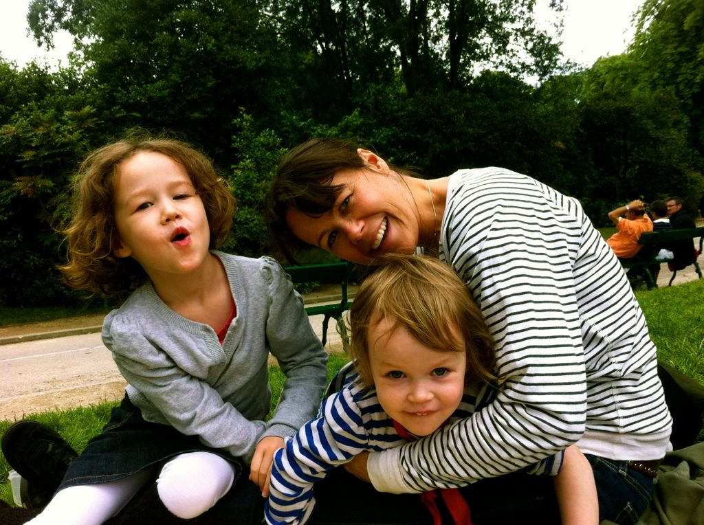 a visit to paris with kids