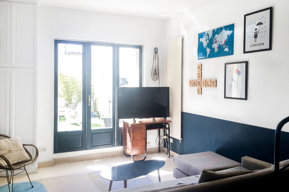 family friendly place to stay in paris