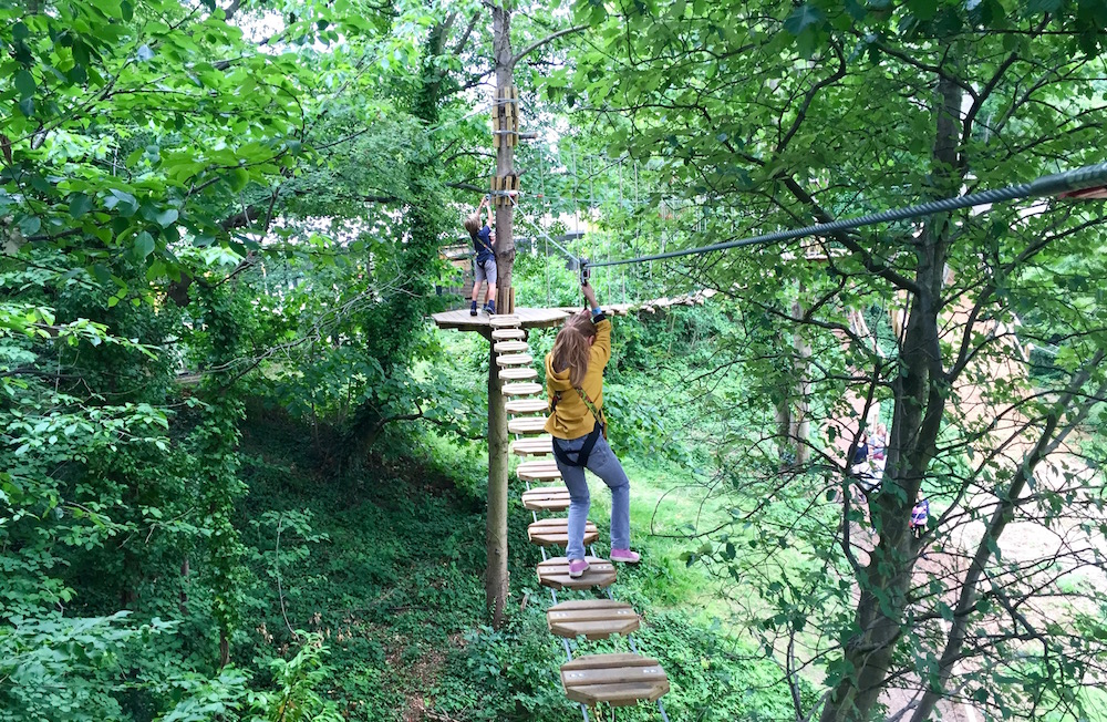 Go Ape Treetop Experience At Alexandra Palace North London Babyccino Kids Daily Tips Children S Products Craft Ideas Recipes More