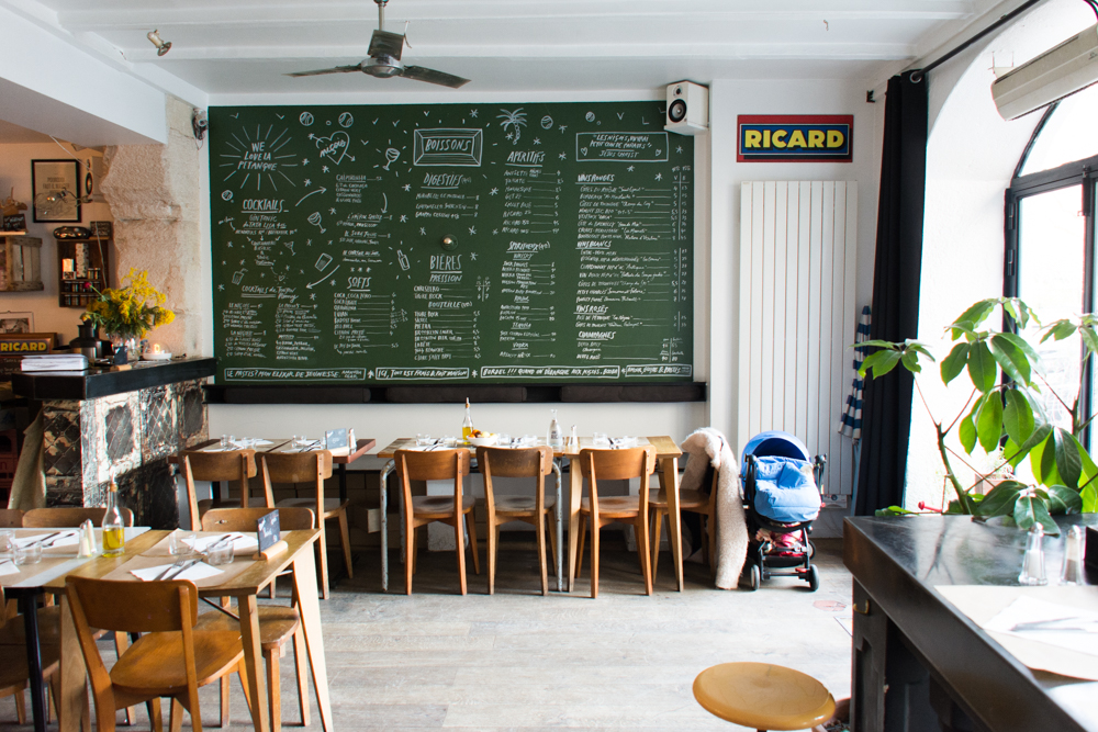 Les Niçois, a kid-friendly restaurant in Paris | More on Babyccinokids.com