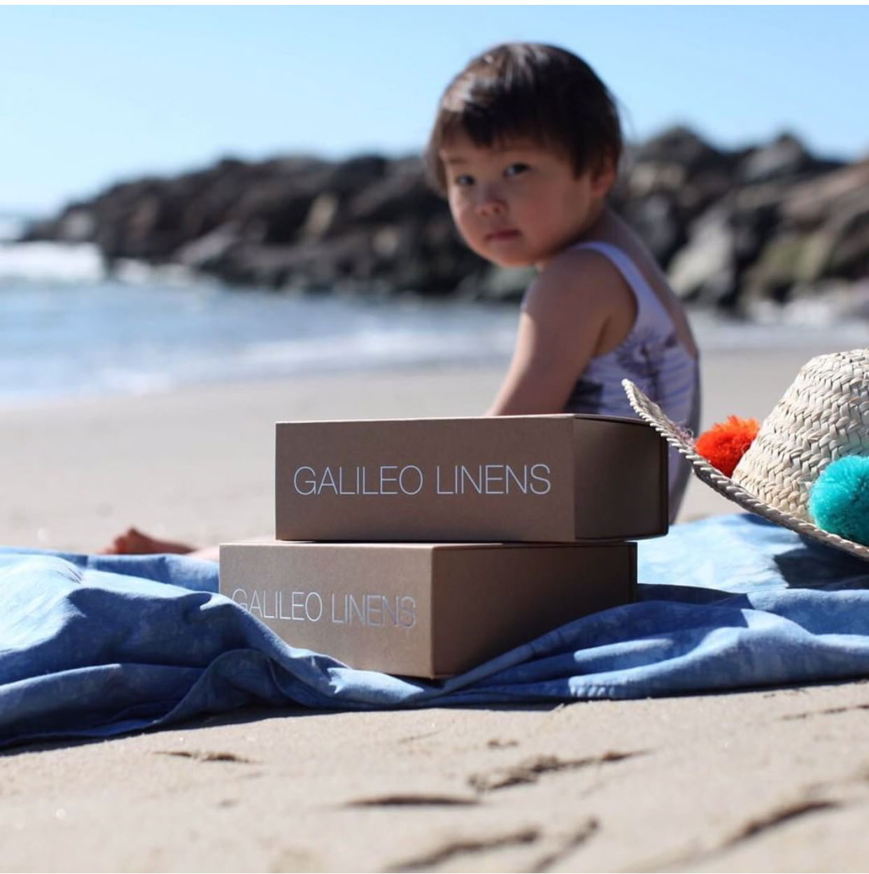 galileo beach packaging