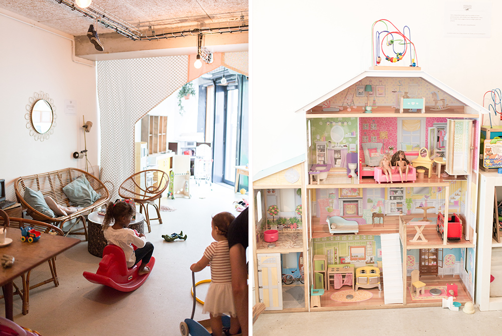 Super Cafe, a kid-friendly cafe and restaurant in the 20th | More on babyccinokids.com