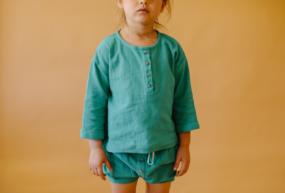 Millk A Laid Back Baby Clothing Brand From Byron Bay